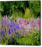 Fields of Purple Canvas Print