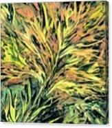 Fiery Harvest Canvas Print