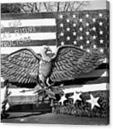 Fiesta Bowl Parade Phoenix Arizona 1990 Canvas Print