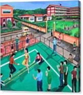 Fiesta Ko Sa Houston Canvas Print