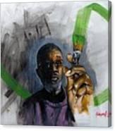 Fifteen K Canvas Print