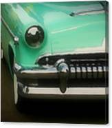 Fifties Ride Canvas Print