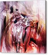 Figurative Art 004-b Canvas Print