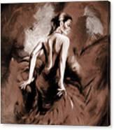 Figurative Art 007b Canvas Print