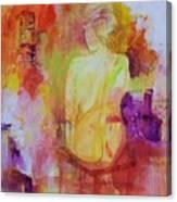 Figure Study 019 Canvas Print
