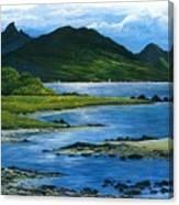 Fiji Rivermouth Robert Lyn Nelson Canvas Print