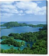 Fiji Vanua Balavu Canvas Print