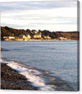 Filey Shore Canvas Print