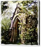 Final Abode  Canvas Print