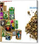 Find Bulk Herbal Incense Suppliers Canvas Print