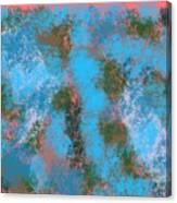 Find Me Fierce Canvas Print