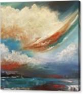 Finding Relief Canvas Print