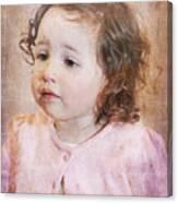 Fine Art Clair Canvas Print