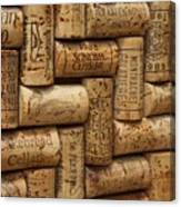 Fine Wine Canvas Print