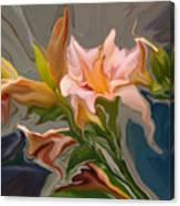 Finery Canvas Print