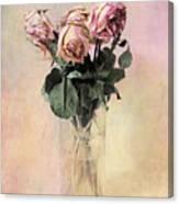 Finesse Canvas Print