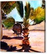 Finesterra Canvas Print