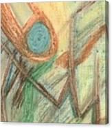 Finger Of God Canvas Print