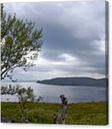 Finnmark Panorama Canvas Print