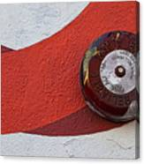 Fire Alarm 1 Canvas Print