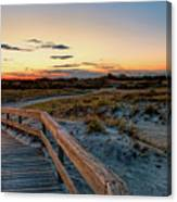 Fire Island Lighthouse At Robert Moses State Park Canvas Print