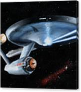 Fire Phasers Canvas Print