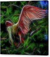 Fire Spirit 2 Canvas Print