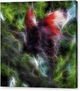 Fire Spirit 4 Canvas Print