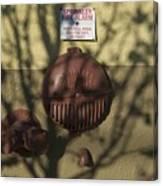 Firebell Canvas Print