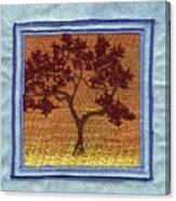 Firetree2 Canvas Print