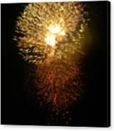 Fireworks-1 Canvas Print