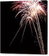 Fireworks 70 Canvas Print