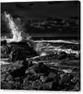 First Light - Kennebunkport Maine Canvas Print