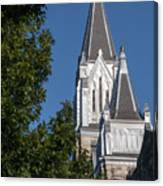 First United Methodist Canvas Print