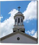 First United Methodist Of Plant City Fl Canvas Print