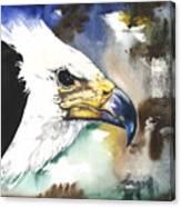 Fish Eagle II Canvas Print