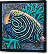 Fish Number Nine Canvas Print