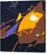 Fish Of The Tropics Canvas Print