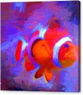 Fish Two Canvas Print