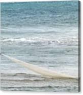 Fisherman's Net Canvas Print