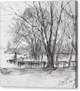 Fisherman's Park Canvas Print