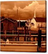 Fishermans Worship 2 50616 Canvas Print