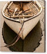 Fishing Dorry Canvas Print