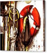 Fishing Life Canvas Print