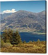 Five Sisters Of Kintail Canvas Print