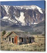 Fixer Upper With A View Canvas Print