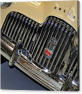 Fj Holden - Front End - Grill Canvas Print