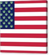 Flag1 Canvas Print