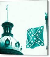 Flag8320sd5143grain Canvas Print