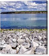 Flaggy Shore Canvas Print